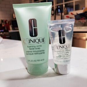 Clinique skincare new